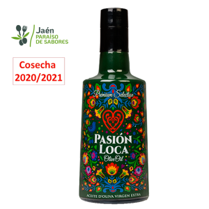 Verde Esmeralda Imagine Picual 500 ml